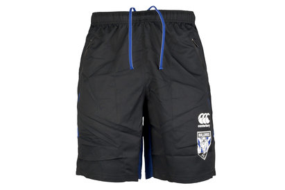 Canterbury Bulldogs 2018 NRL Players Woven Rugby Training Shorts