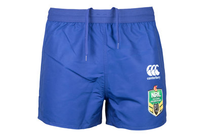 Canterbury Bulldogs NRL 2018 Home Rugby Shorts