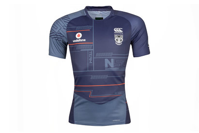 Canterbury New Zealand Warriors NRL 2018 Rugby Training T-Shirt
