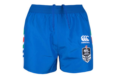 Canterbury New Zealand Warriors NRL 2018 Heritage Rugby Shorts