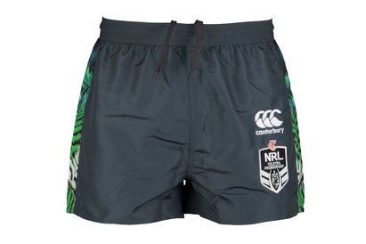 Canterbury New Zealand Warriors 9s 2018 Home/Alt Rugby Shorts