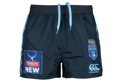 Canterbury NSW State of Origin 2018 Home Rugby League Shorts
