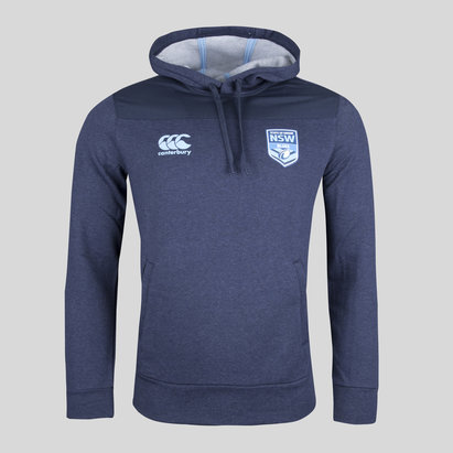 Canterbury NSW State of Origin 2018 Hooded Rugby Sweat