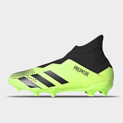 adidas Predator 20.3 Laceless Junior FG Football Boots