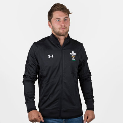 Under Armour Wales WRU 2018/19 Rugby Track Jacket
