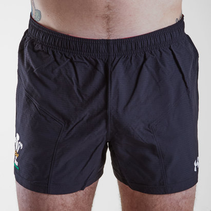 Under Armour Wales WRU 2018/19 Players Rugby Training Shorts