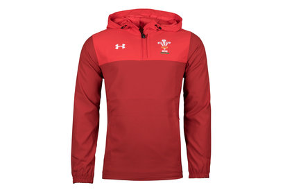 Under Armour Wales WRU Supporters Jacket