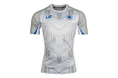 LE Sportswear Samoa 2017 Alternate S/S Replica Rugby Shirt