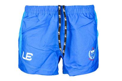 LE Sportswear Samoa 2017 Home Replica Rugby Shorts