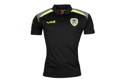 VX-3 Warriors 7s 2017 Rugby Polo Shirt