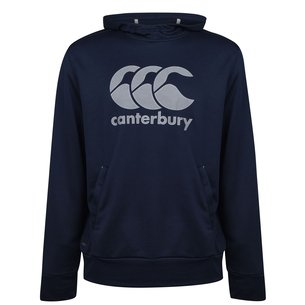 Canterbury Vapodri Logo Hooded Rugby Sweat