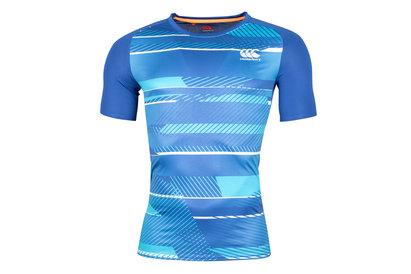 Canterbury Vapodri+ Superlight Graphic Rugby Training T-Shirt