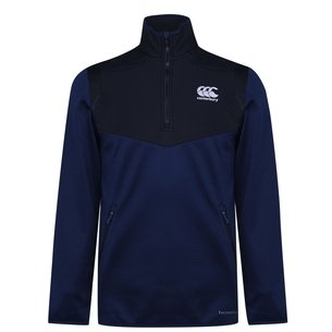Canterbury Thermoreg Spacer 1/4 Zip Fleece Run Training Top