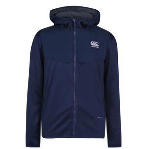 Canterbury Thermoreg Spacer Full Zip Fleece Hooded Sweat