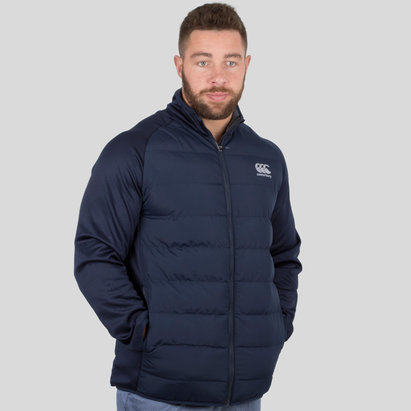 Canterbury Thermoreg Hybrid Rugby Training Jacket