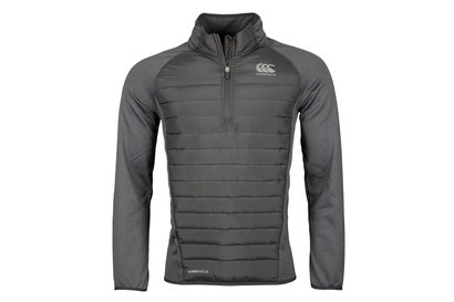 Canterbury Vaposhield Hybrid 1/4 Zip Training Jacket