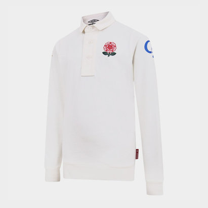 Umbro England 150th Anniversary Classic Long Sleeve Shirt