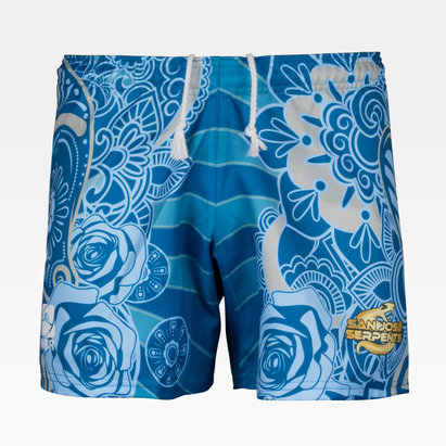 World Beach Rugby San Jose Serpents 2019 Away Rugby Shorts