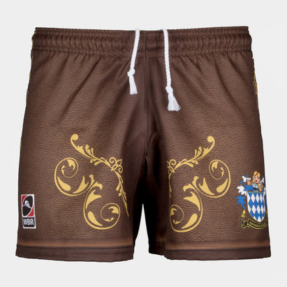 World Beach Rugby Bavaria RFC 2019 Home Rugby Shorts