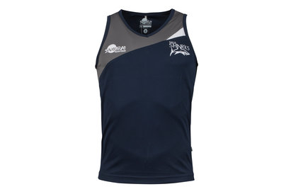Samurai Sale Sharks 2017/18 Expedition Pro Rugby Training Vest