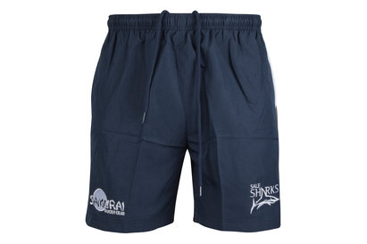 Samurai Sale Sharks 2017/18 Expedition Off Field Rugby Shorts