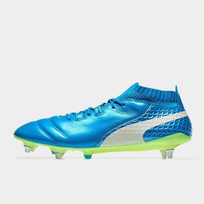 Puma One Soft Ground Football Boots Mens
