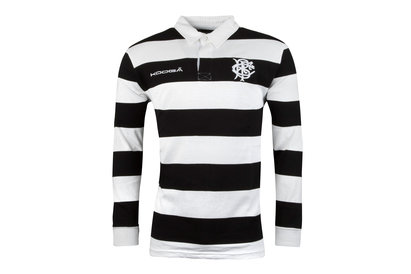Kooga Barbarians 2017/18 Home L/S Classic Rugby Shirt