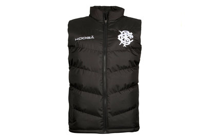 Kooga Barbarians 2017/18 Quilted Rugby Gilet