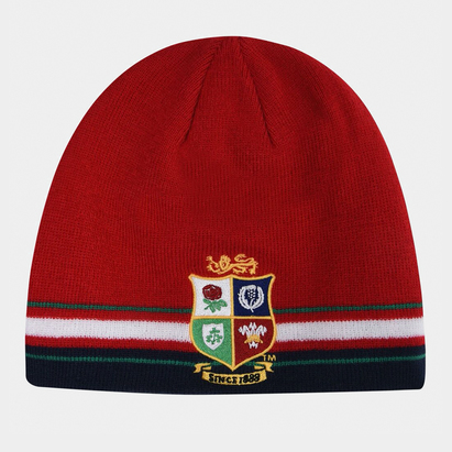 Canterbury British and Irish Lions Fleece Beanie