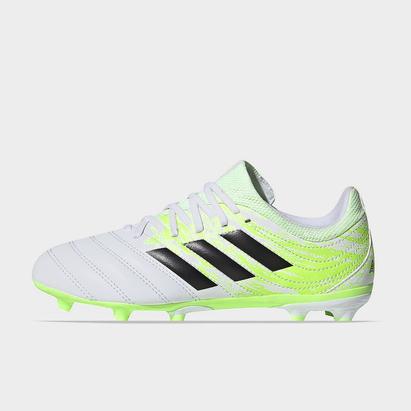 adidas Copa 20.3 Firm Ground Football Boots Junior Boys