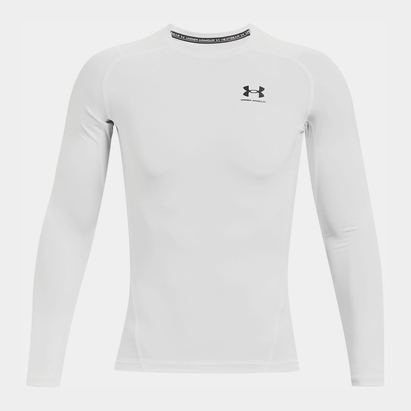 Under Armour Armour HeatGear Armour Comp Long Sleeve Baselayer Top