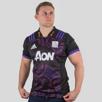 adidas Chiefs 2018 Super Rugby Players S/S Training Shirt