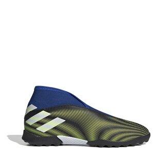 adidas Nemeziz .3 Laceless Junior Astro Turf Trainers