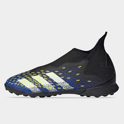 adidas Predator Freak .3 Laceless Childrens Astro Turf Trainers