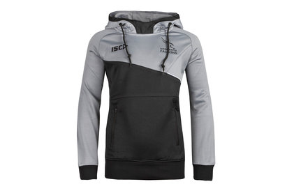 ISC Newcastle Falcons 2017/18 Kids Squad Hooded Rugby Sweat