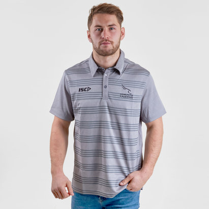 ISC Newcastle Falcons 2017/18 Supporters Rugby Polo Shirt
