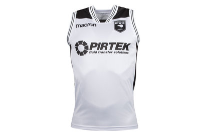Macron New Zealand Kiwis 2017/18 Players Gym Rugby Training Singlet
