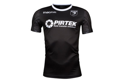 Macron New Zealand Kiwis 2017/18 Rugby League S/S Training Shirt