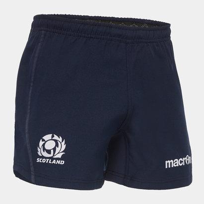 Macron Scotland Training Shorts Mens