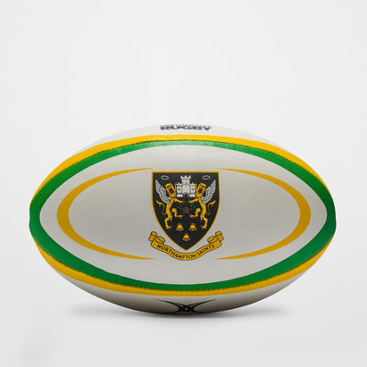 Gilbert Northampton Saints Replica Ball