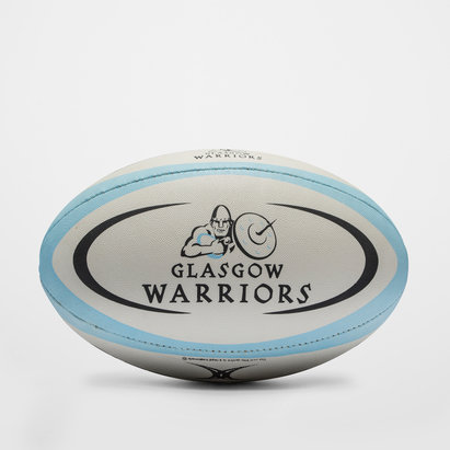 Gilbert Glasgow Warriors Replica Rugby Ball