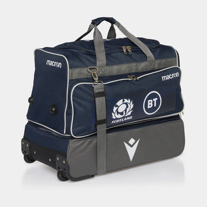 Macron Scotland 2020/21 Matchday Trolley Bag