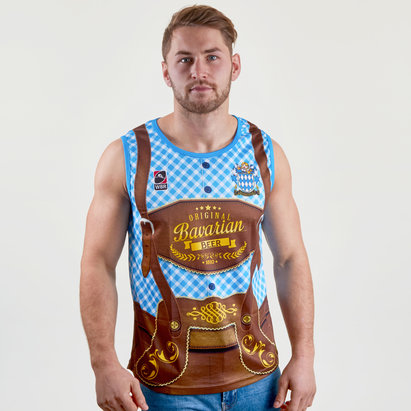 World Beach Rugby Bavaria RFC 2019 Home Rugby Singlet
