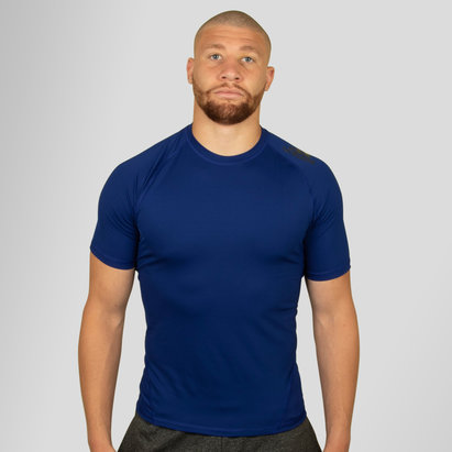 adidas Alphaskin SPR Climacool S/S Compression T-Shirt