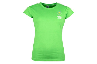 Womens RWC Ireland 2017 Ladies Rugby T-Shirt