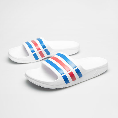 adidas Duramo Slide Flip Flops