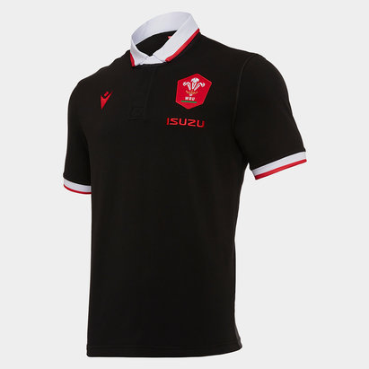 Macron Wales Alternate Classic Shirt 2020 2021