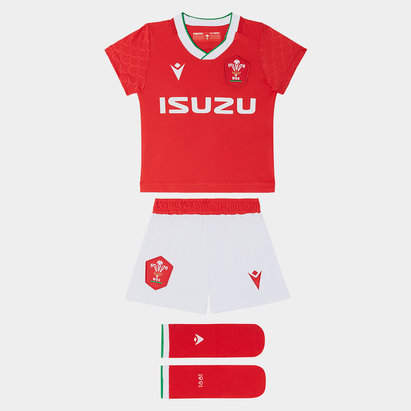 Macron Wales Home Baby Kit 2020 2021