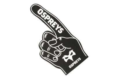 Ospreys Supporters Foam Hand