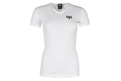 Ospreys Rugby Ava Ladies V Neck T-Shirt